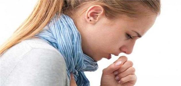 اسباب السعال الجاف والمستمر وطرق علاجه