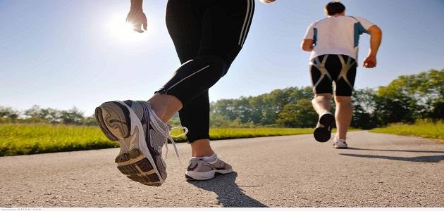 فوائد الجري يوميا لمدة نصف ساعة .. فوائد الجري للكرش