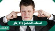 اسباب الضجيج والازعاج .. طرق الوقاية من التلوث الضوضائي