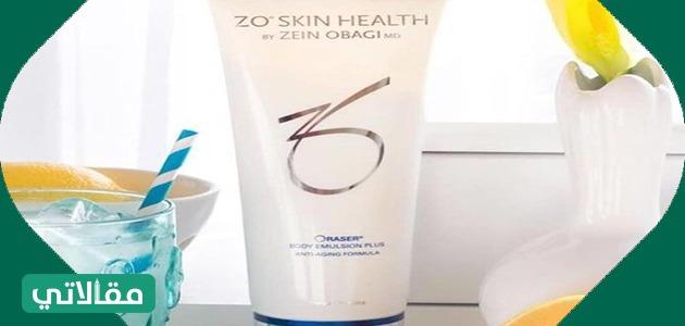 غسول ZO لصحة البشرة
