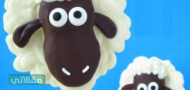 وجه خروف العيد
